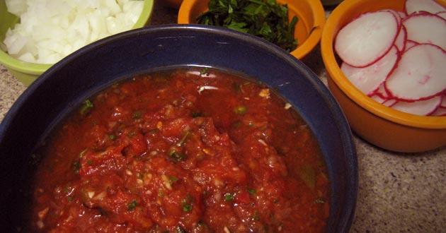 Restaurant-Style Tomato Salsa