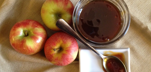 The best thing you can do with a gallon of fresh apple cider is make it last all year.