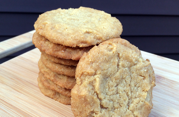 Chewy Salted Butterscotchies